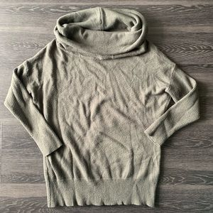 Charlotte Russe Cowl Neck Sweater
